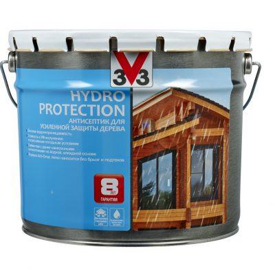 Антисептик на водной основе V33 Hydro Protection