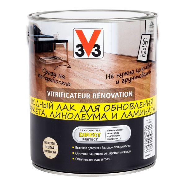 Лак Renovation V33