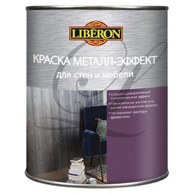 Краска металл-эффект Liberon